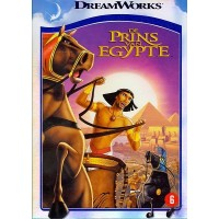 Mozes, prins van Egypte (BLURAY re-relea