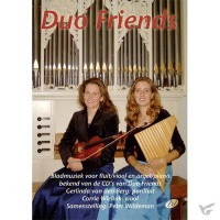 Duo friends bladmuziek
