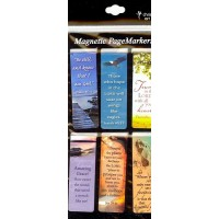 Popular Themes :   Magnetic pagemarkers - Set of 6, 6006937095953