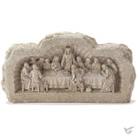 Last supper - Sculpture - 13 cm high :   , 603799521154