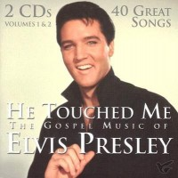 He Touched Me Vol 1 & 2 (2-CD) : Elvis  Presley, 617884262228