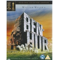 Ben Hur, Four Disc Collector's Edition