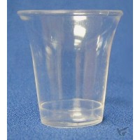 500 Clear Communion Cups (Approx 15 ml)