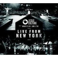 Live from New York (2-CD) : Jesus  Culture, 796745102726