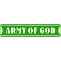 Army Of God :   , 788200877522