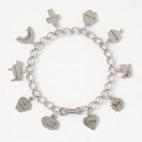 Fruit of the Spirit (Silver colored bracelet)