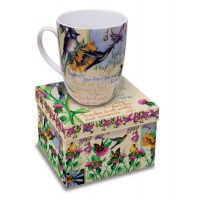 Look At The Birds :   Mug - 360 ml, 759830177771