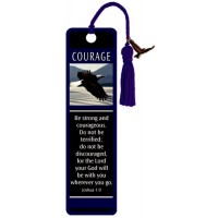 Courage - Tassel & Charm