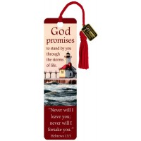 God Promises - Tassel & Charm