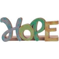 Hope - 17 x 7,5 cm : Tabletop  decor, 603799429603