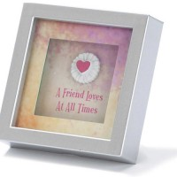A friend loves at all times - Heart : Tabletop  decor, 603799421379