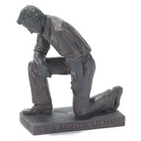 Praying Man - Sculpture - 12 cm : Called to pray, 603799505635
