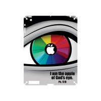 I am the apple of God's eye - Tablet Skin