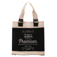 The Lord is faithful - Tote bag - 34 x 11 x 36 cm