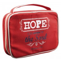 Hope - Red :   Biblecover - Large - Canvas, 6006937118270