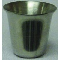 Stainless Steel Communion cups - 40 pieces