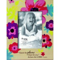 I Know The Plans - Wooden Photo Frame :   , 6006937110939