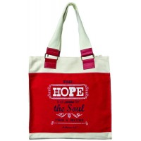 Hope - Tote bag - 34 x 11 x 36 cm