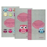 Wisdom is sweet to your soul - Set of 3 : Notebook  set, 6006937122444