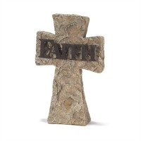 Faith - Tabletop Cross - 22,9 cm