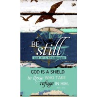 Be still and know - Set of 3 : Notebook  set, 6006937125964
