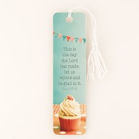 This is the day the Lord has made : Bookmark with tassel, 6006937126268