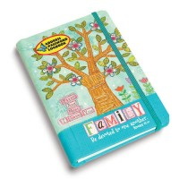 Family - Be devoted to one another : Address  book, 759830227940