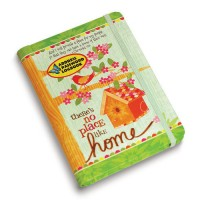 There's no place like home Address and password book