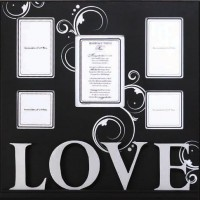 Love - Marriage Takes Three (Wooden Coll :   Dicksons, 603799385480