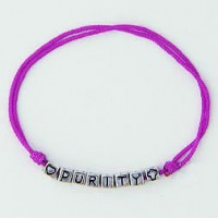 Purity - Pink (Block Bracelet)