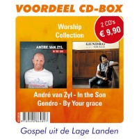 In the son/by your grace : Cd-box worship colle, 9789490864897