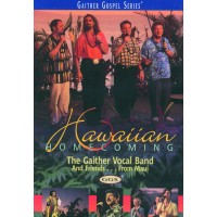 Hawaiian Homecoming (DVD) :   The Gaither Vocal Band, 617884466992