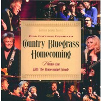 Country Bluegrass Homecoming Vol. 1 (CD) : Gaither, Bill/Gaither, Gloria, 617884273620