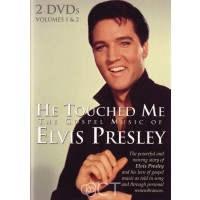 He Touched Me Vol 1 & 2 (2-DVD) : Elvis  Presley, 617884463496
