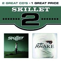 Comatose/Awake (2-CD) :   Skillet, 736211602497