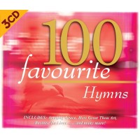 100 Favourite Hymns (3-CD) :   Various, 5038508012473
