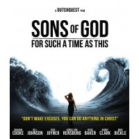 Sons Of God - Documentaire (Blu-ray + DVD) NL ondertiteld/Deutsche Untertitel