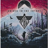 Knives To The Future (CD) : Project  86, 796745110622