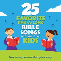 25 Favorite Sing-A-Long Bible Songs For Kids (CD)