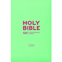 Pocket Bible with Zip Red - Softtone