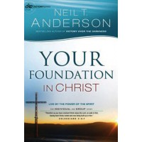 Your Foundation in Christ: Live By the Power of the Spirit Freedom in Christ Bible Study Series - 3