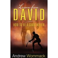 Lessons from David : Andrew  Wommack, 9781606839713