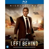 Left Behind - blu ray