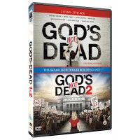God's Not Dead 1+2 (2DVD-box)
