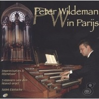 Peter Wildeman in Parijs