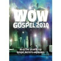 Wow Gospel 2010 : Various  Artists, 886976244392