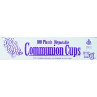 Disposable Communion Cups (100)