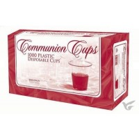 Communion cups 3,5 cm set1000