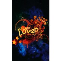 You Are Loved Holy Bible Colour - Paperback - 2 - 10 x 14,5 cm Paperback