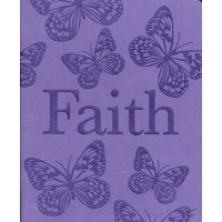 Faith - Pocket Inspirations LuxLeather